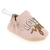 Chaussure Easy Peasy modèle BLUBLU PLOVEYOU, Rose clair - vue 0