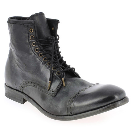 Chaussure Hudson modèle WINWOOD, Anthracite - vue 0
