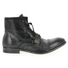 Chaussure Hudson modèle WINWOOD, Anthracite - vue 1