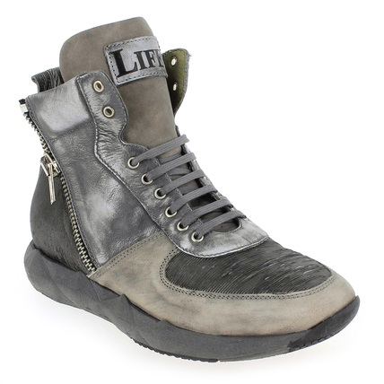 Chaussure Life modèle RUNNER 03, Anthracite - vue 0