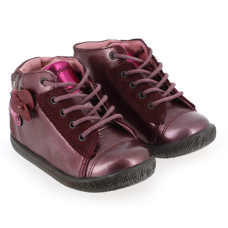 Chaussure Babybotte ARMONY Rose couleur Rose - vue 6