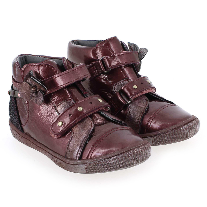 Chaussure Babybotte KELLY Rose couleur Rose - vue 6
