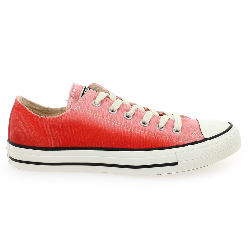 Chaussure Converse CT AS SUNSET WASH Rouge couleur Rouge - vue 1