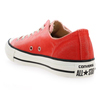 Chaussure Converse modèle CT AS SUNSET WASH, Rouge - vue 3