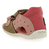 Chaussure Kickers modèle BOPPING, Beige Rose - vue 3