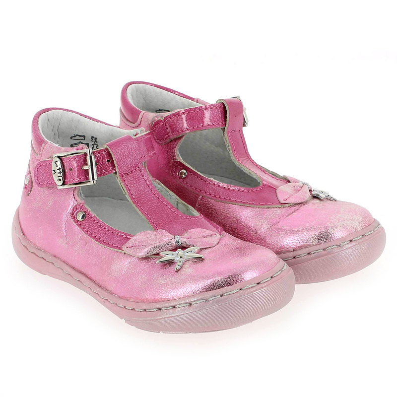 Chaussure Little Mary VENDOME Rose couleur Rose - vue 0