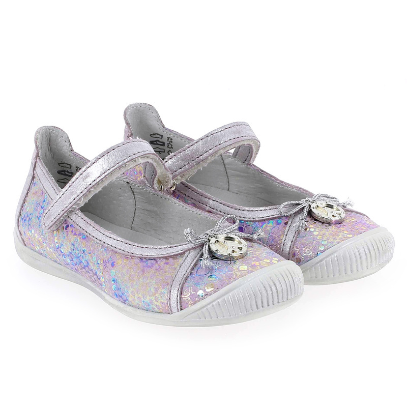 Chaussure Little Mary VANESSA Rose couleur Rose Multi - vue 6