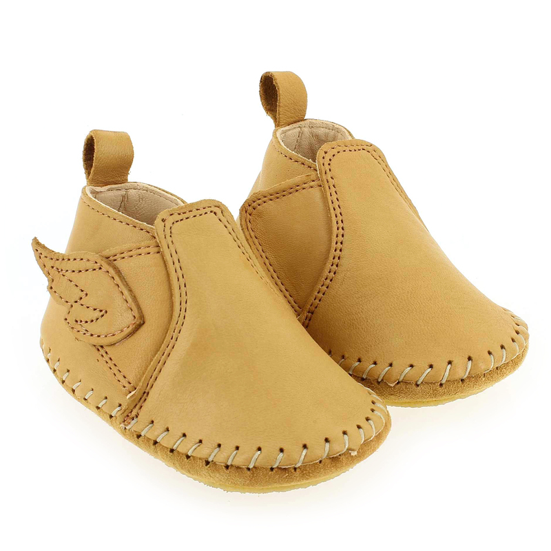 Chaussure Easy Peasy BOMOK AILE Camel couleur Camel - vue 6