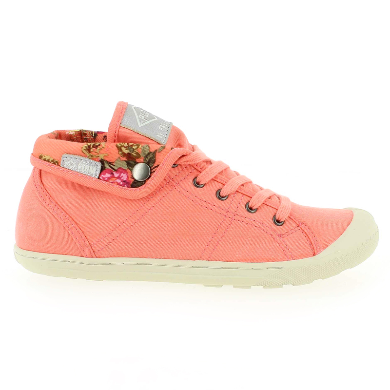 Chaussure PLDM by Palladium LETTY Orange couleur Corail - vue 1