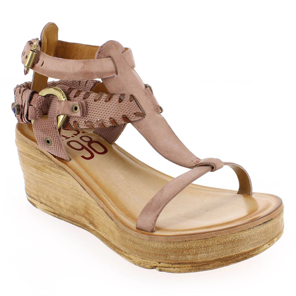Chaussure AirStep - AS98 modèle 528009, Rose - vue 0
