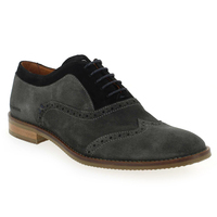 Chaussure Schmoove modèle BROADWAY PERFOS, Anthracite - vue 0