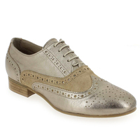 Chaussure We Do modèle 33006, Taupe - vue 0