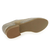 Chaussure We Do modèle 33006, Taupe - vue 5