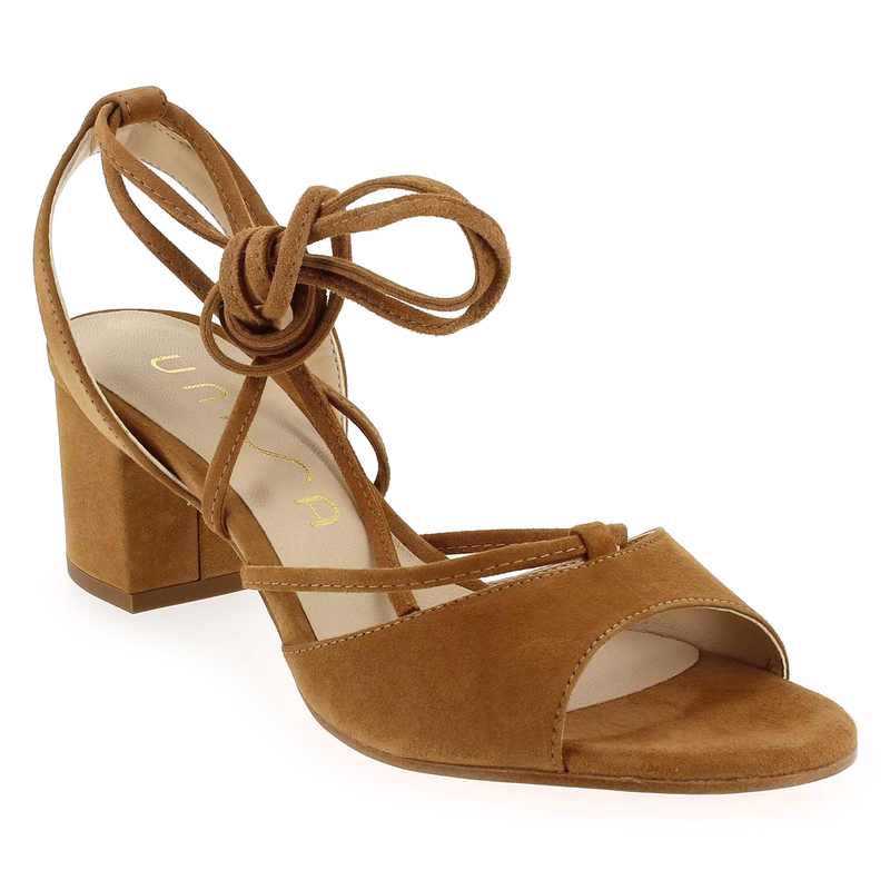 Chaussure Unisa modèle OSVAL, Camel - vue 0 be581e4cac5b