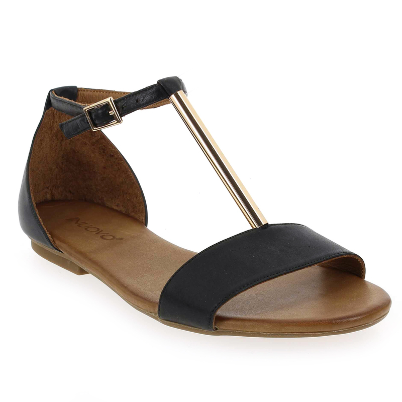 Inuovo Ballerines Noires Inuovo 9aetF9