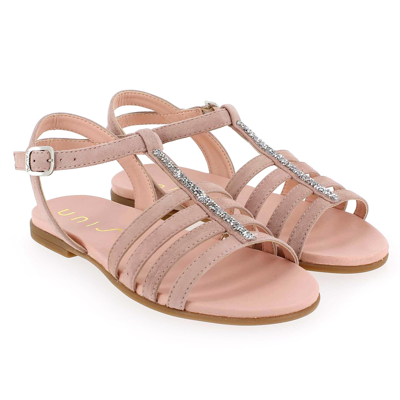 Chaussure Unisa LEIRE Rose couleur Rose - vue 6