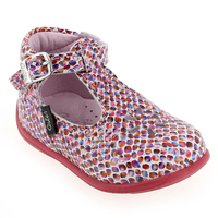 Chaussure Aster modèle ODJUMBO, Rose Multi - vue 0