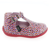 Chaussure Aster modèle ODJUMBO, Rose Multi - vue 1