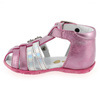 Chaussure GBB modèle ISEE, Fuchsia Argent - vue 2