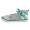 Chaussure Babybotte modèle STRASSY, Gris Turquoise - vue 2