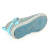 Chaussure Babybotte modèle STRASSY, Gris Turquoise - vue 5