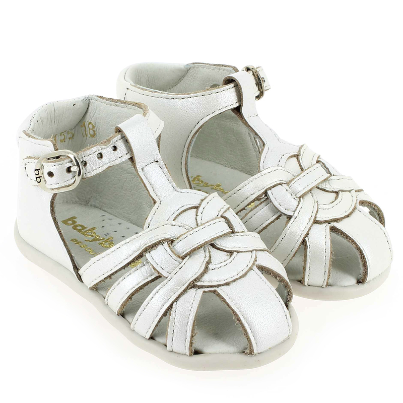Chaussure Babybotte GLAMOUR Blanc couleur Blanc - vue 0