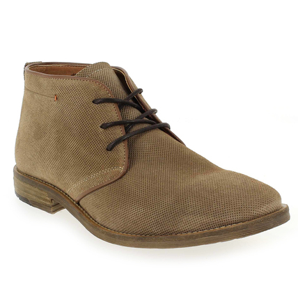 Chaussure Bullboxer modèle 723K56129A, Taupe - vue 0