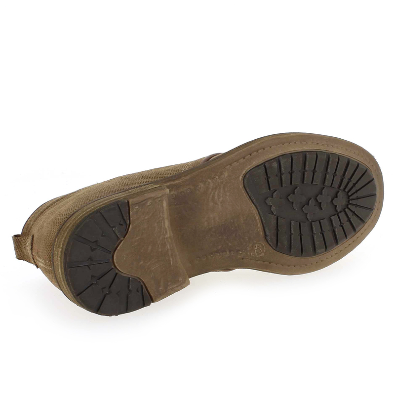 Chaussure Bullboxer 723K56129A Beige couleur Taupe - vue 5
