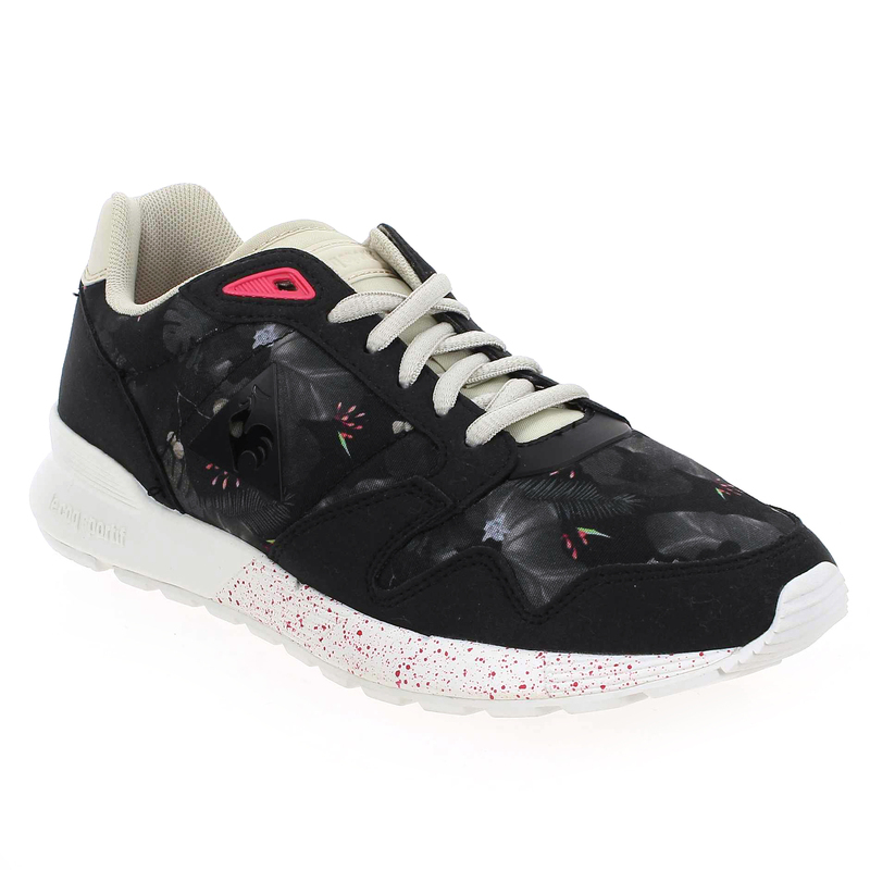 Le Coq Sportif Baskets basses Omega X W WINTER FLORAL