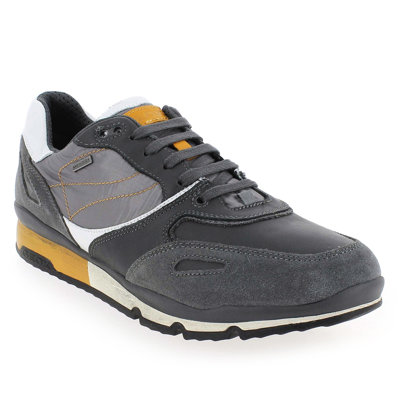Chaussure Geox SANDRO Gris 5038001 pour Homme