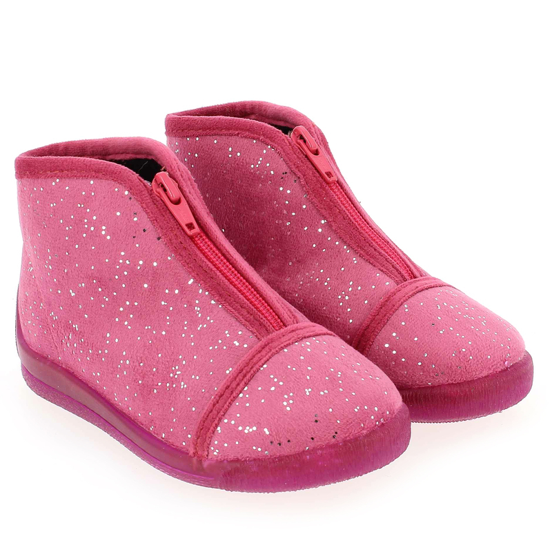 Chaussure Bellamy BAMBOU Rose couleur Rose - vue 6