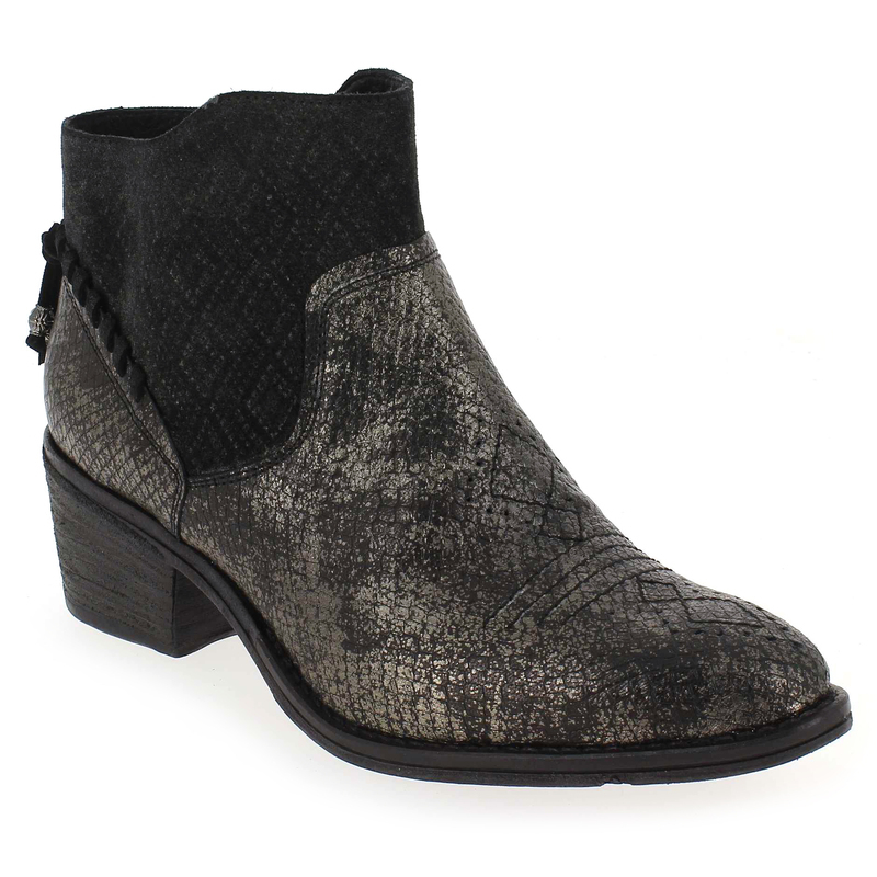 Chaussures Khrio noires femme 2rY935a