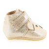 Chaussure Easy Peasy modèle KINY TEDDY, Argent Beige - vue 1