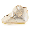 Chaussure Easy Peasy modèle KINY TEDDY, Argent Beige - vue 2