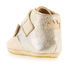 Chaussure Easy Peasy modèle KINY TEDDY, Argent Beige - vue 3