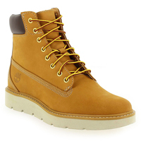 Chaussure Timberland modèle KENNISTON 6IN LACE, camel - vue 0