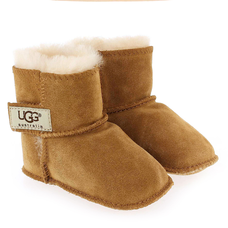 Chaussure UGG ERIN camel couleur Camel - vue 0