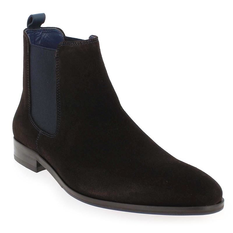 Boots Homme Brett and Sons 3955 421 marron Homme