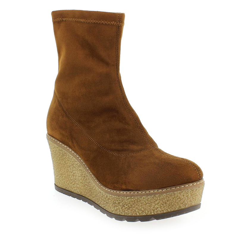 Chaussure Inuovo EMERL Camel 5141201 pour Femme