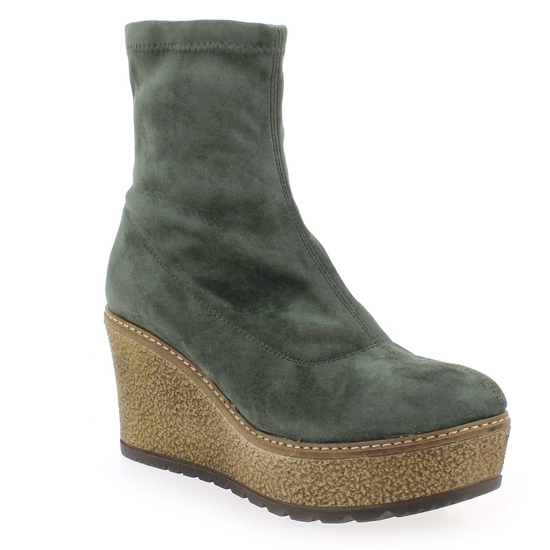 Chaussure Inuovo EMERL Vert 5141202 pour Femme