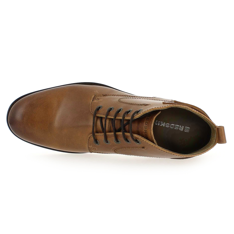 5144701 Homme Chaussures Chaussure Mordali Redskins Pour 01 Camel Réf51447 N80vmnwO