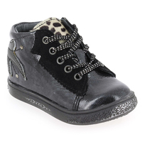 Chaussure Babybotte modèle AXANA, Anthracite - vue 0