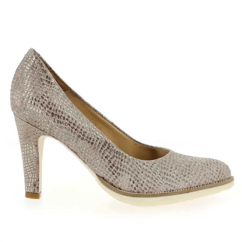 Chaussure Myma 1052 Marron couleur Taupe - vue 1