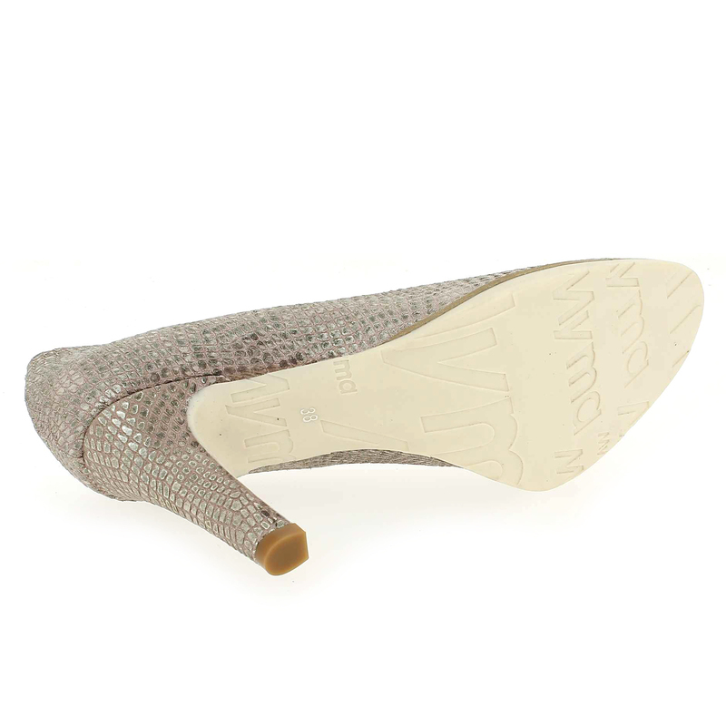 Chaussure Myma 1052 Marron couleur Taupe - vue 5