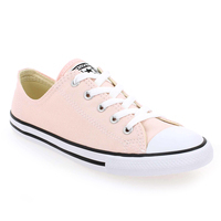 Chaussure Converse modèle CT ALL STAR  DAINTY, Rose pastel - vue 0