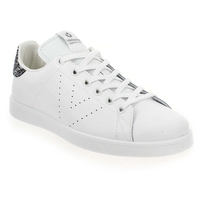 Chaussure Victoria modèle DEPORTIVO, Blanc Anthracite - vue 0