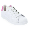 Chaussure Victoria modèle DEPORTIVO KID, Blanc Rose - vue 0