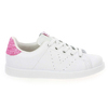 Chaussure Victoria modèle DEPORTIVO KID, Blanc Rose - vue 1