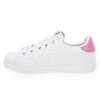 Chaussure Victoria modèle DEPORTIVO KID, Blanc Rose - vue 2