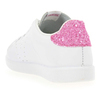 Chaussure Victoria modèle DEPORTIVO KID, Blanc Rose - vue 3